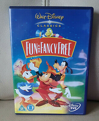 £2.40 • Buy Fun And Fancy Free (Live Action / Animated) (DVD, 2002)
