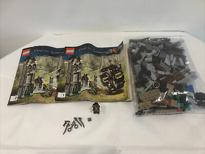 £29.99 • Buy Lego Pirates Of The Caribbean 4183 The Mill Incomplete With Instructions
