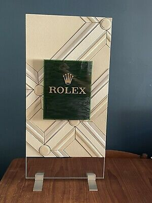 £1200 • Buy Rolex Dealership Display Stand (New Boxed)