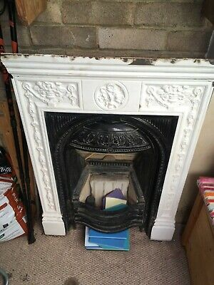 £60 • Buy Victorian Style Fire Place Surround 64 X 83cn