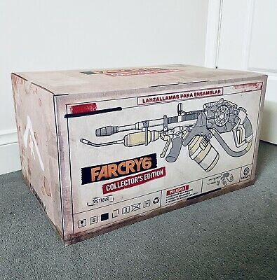 AU499.95 • Buy Far Cry 6 Collectors Edition LIMITED | PS4 & PS5 | BRAND NEW | FREE SHIPPING