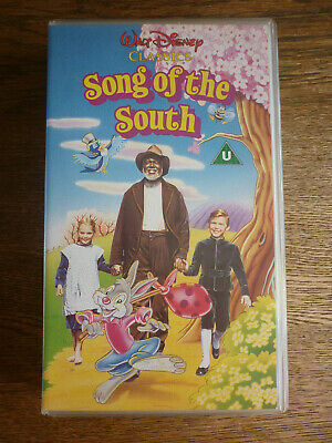 £75 • Buy Song Of The South (1946) VHS Original Video Tape Disney RARE OOP