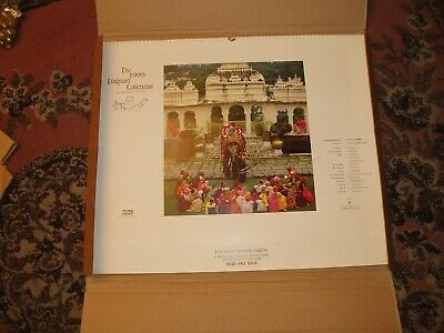 £15 • Buy Unipart Glamour Colour 1995 Calendar Collectable Patrick Litchfield India
