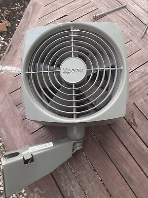 £50 • Buy Retro Vintage Wall-Mounted Xpelair Heater 1974 Industrial Made In England