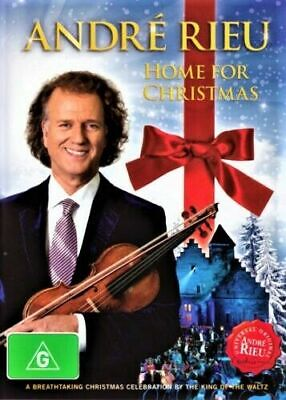£4.85 • Buy ANDRE RIEU: HOME FOR CHRISTMAS - DVD Like New