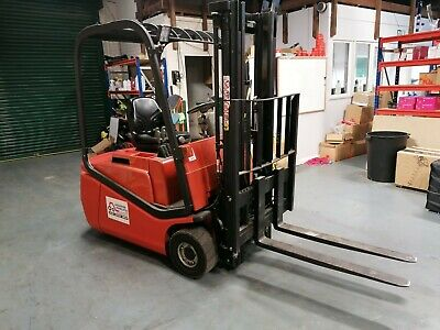 £5495 • Buy BT Cargo C3E150 Counter Balance Forklift Truck 1500kg Side Shift Clear View 2.9m