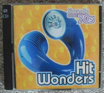 £45.57 • Buy TIME LIFE 2 CD Set - Sounds Of The 70s - Hit Wonders TL 469/33