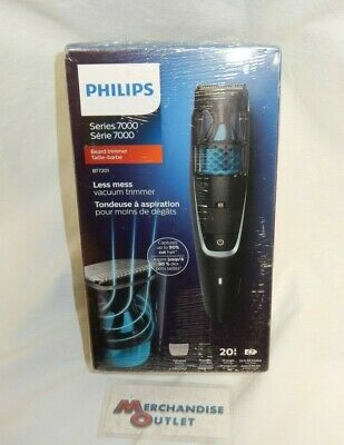 AU53.26 • Buy Philips BT7201 Rechargeable Beard Trimmer With Vacuum