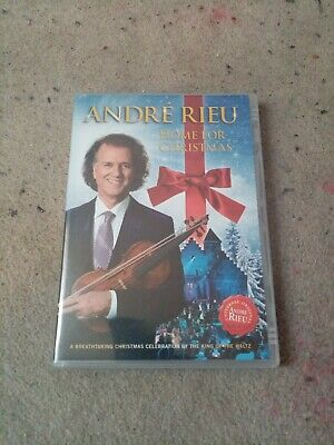 £1.50 • Buy Andre Rieu Home For Christmas Dvd