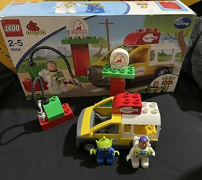 AU20 • Buy Lego Duplo Toy Story Pizza Planet With Buzz And Alien Complete Set 5658