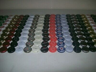 £5 • Buy 250 X BOTTLE TOPS CAPS CROWNS FOR CRAFTING ETC ALE LAGER CIDER SOFT DRINKS
