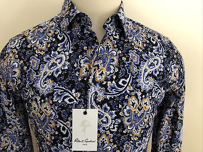 £41.94 • Buy Robert Graham Payette Classic Fit New Men's Casual Shirt Size S