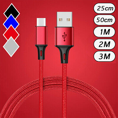 AU6.49 • Buy For Samsung Galaxy S21 S20 S10 E S9 S8 Plus Fast Charge Charger Cable Sync Lead