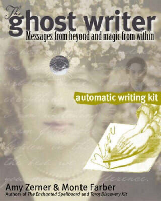 £68.54 • Buy The Ghost Writer: Automatic Writing Kit - Messages From Beyond And Magic From
