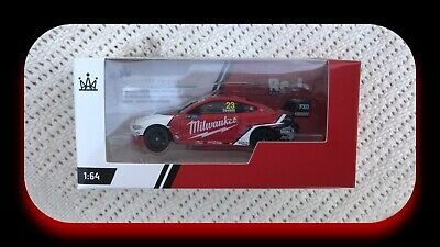 AU25 • Buy Authentic Collectables 1:64 Ford Mustang GT Milwaukee Racing 2019 Will Davison