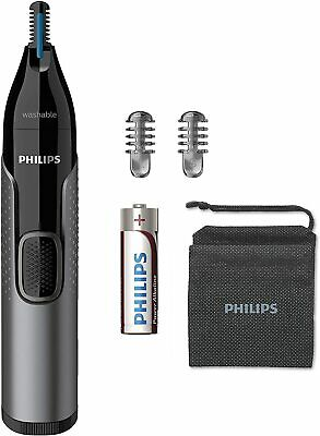 AU35.99 • Buy Philips Series 3000 Nose Ear Eyebrow Hair Trimmer Shaver/Comb Washable NEW