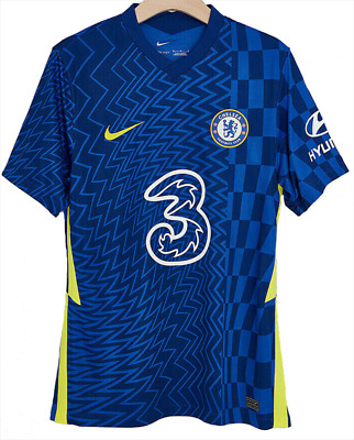 £24.63 • Buy 2021/22 Chelsea FC Football Home Shirt Jersey For Adult