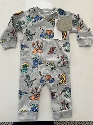 £20 • Buy Stella McCartney Dino Jumpsuit - 9 Months Baby - Brand New With Tags