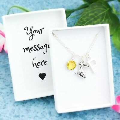 £17.49 • Buy Rabbit Necklace, Personalised Jewellery, Bunny Owner Gifts, Pet Loss Remembrance