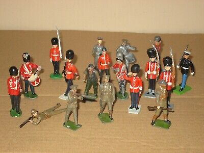 £19.99 • Buy Britains WW1 British Infantry Lifeguards Etc Lead  Toy Soldiers 1/32 Scale