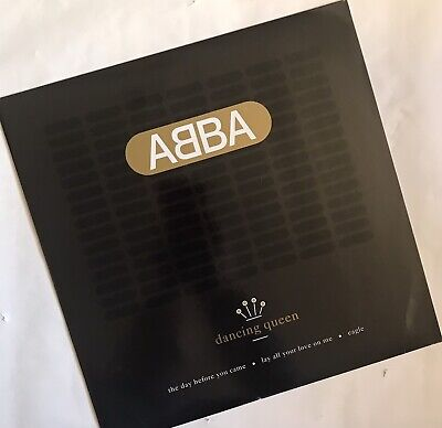 £25 • Buy Abba - 4 Track 12   - Uk Release Gold 1992.