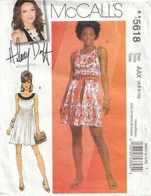 £2.99 • Buy McCall's 5618 Ladies Evening Prom Dress Sewing Dressmaking Pattern Sizes 4-10