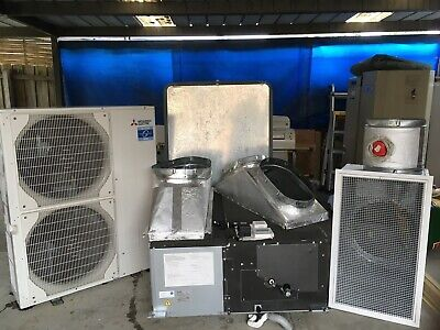 AU3000 • Buy Mitsubishi Ducted Refrigerated Air Conditioner