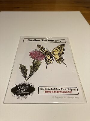 £2.50 • Buy Stamps Away Collection- Stamps Away Swallow Tail Butterfly- New