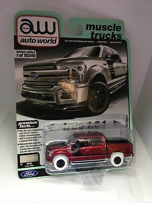 AU21.55 • Buy Auto World 2019 Ford F-150 XLT Sport Ultra Red Chase