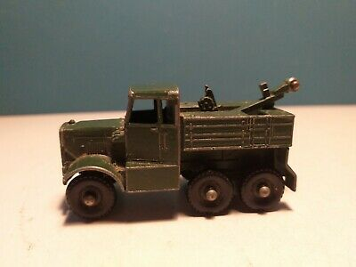 £0.99 • Buy MATCHBOX LESNEY SCAMMELL RECOVERY TRACTOR, 64a, C1959