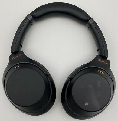 AU238.98 • Buy Sony WH-1000XM3 Over Ear Wireless Noise Cancelling Headphones | FAST SHIPPING