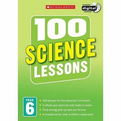 £7.11 • Buy 100 Science Lessons For The National Curriculum For Teaching Ages 10-11 (Year 6)