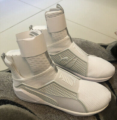 AU99 • Buy Rihanna X Puma Fenty Trainer Sneakers White Brand New Size 10 Sold Out Limited