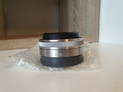 AU129.95 • Buy Sony 16mm F2.8 Prime Lens For E-Mount Cameras - NEW CONDITION