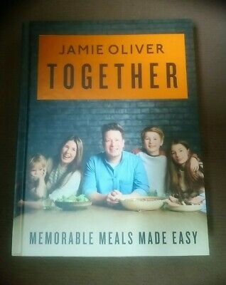 AU11.96 • Buy Together: Memorable Meals Made Easy By Jamie Oliver ** BRAND NEW/UNREAD **