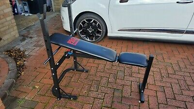 £23.50 • Buy Pro Power Foldable Adjustable Exercise And Weight Lifting Bench Sit Up Abs Used