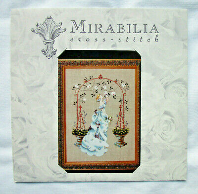 £28.98 • Buy Mirabilia  Rose Arbour  Counted Cross Stitch Pattern