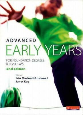 £48.82 • Buy Advanced Early Years: For Foundation Degrees And Levels 4/5,
