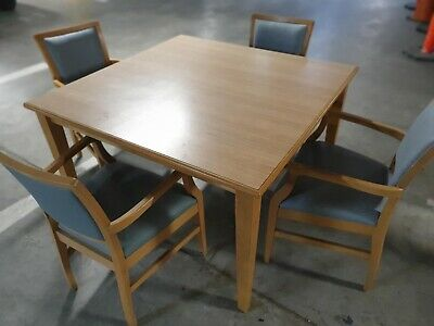 AU70 • Buy Dining Set - Square With 4 Chairs
