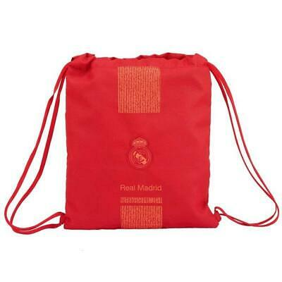 £5.95 • Buy Brand New Real Madrid Gym Sack / Bag ~ Official Product ~ Ideal Gift