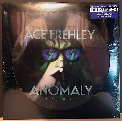 £32.99 • Buy Ace Frehley - Anomaly - Deluxe Picture Disc Sealed