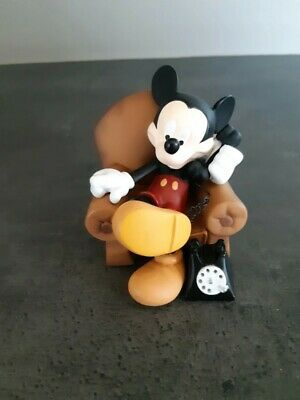 £218.66 • Buy Extremely Rare! Walt Disney Mickey Mouse In Chair Demons Merveilles Fig Statue
