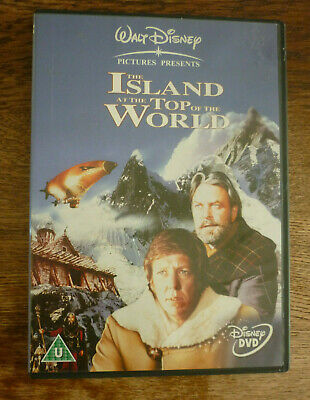 £3.50 • Buy The Island At The Top Of The World (1974) DVD, Disney, Donald Sinden