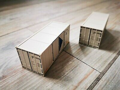 £11.75 • Buy HO Scale Container. Wagon Loads. Will Suit OO Gauge. 1/87 Scale. Model Railways.
