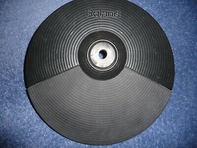 AU91.95 • Buy Roland CY5 Electronic V-drums Cymbal Pad