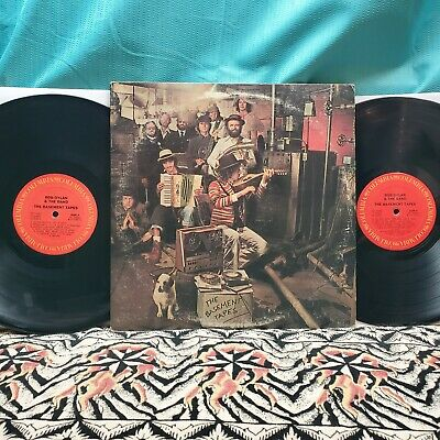£15.94 • Buy Bob Dylan And The Band The Basement Tapes Original 1975 Columbia C2-33682 2xLP