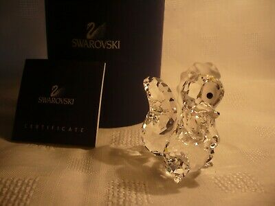 £110 • Buy Swarovski Bambi Series Flower The Skunk  Boxed And Certificate