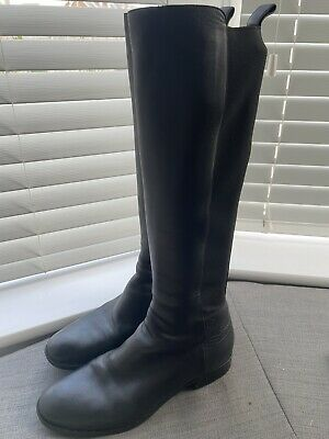 £90 • Buy Gucci Black Leather Ladies Boots Genuine