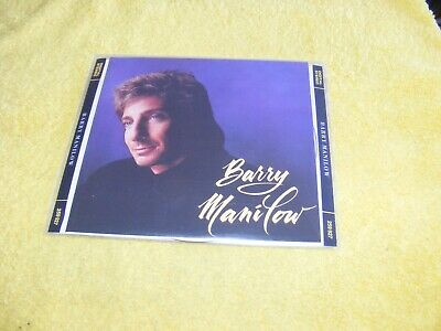 £0.50 • Buy Manilow, Barry : Barry Manilow Cd There Is No Box