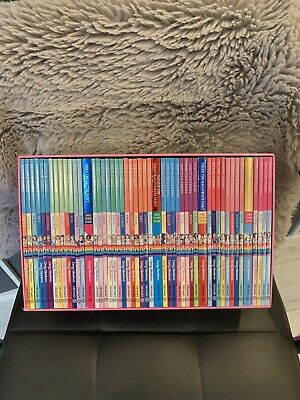 £9.50 • Buy A Year Of Rainbow Magic By  Daisy Meadows, Boxed Collection 52 Books Set